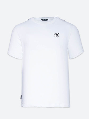 Unfair Athletics - Taped Shirt (white)