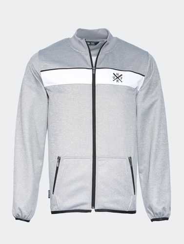 Unfair Athletics - DMWU TRACKTOP XTD (grey)