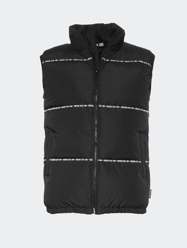 Unfair Athletics - Athl. Down Vest black (SALE)