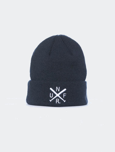 Unfair Athletics - UNFR Beanie navy SALE