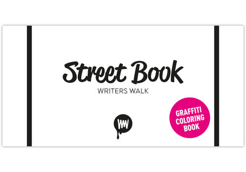 Writers Walk - Street Book ***CORONA***