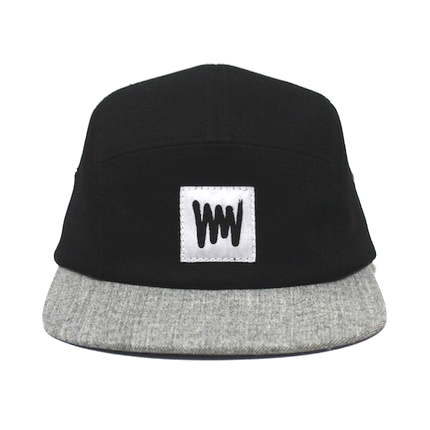 Writers Walk - 5 Panel Street Cap