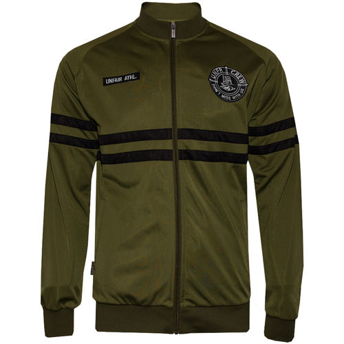 Unfair Athletics - DMWS Tracktop (olive / black) ***SALE***