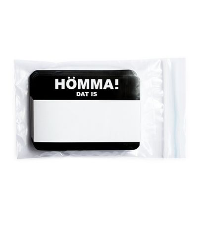 50er Sticker Pack - HÖMMA! DAT IS