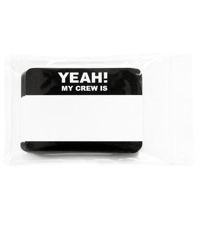 50er Sticker Pack - YEAH! My Crew Is