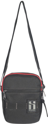 Mr. Serious -  Platform Pouch Bag (black)