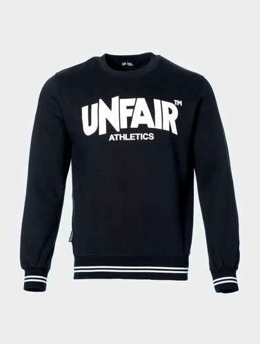 Unfair Athletics - Classic Label Crewneck (black)