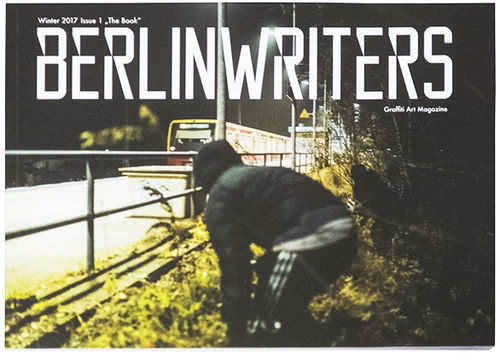 Berlin Writers - Issue 1 (the Book)