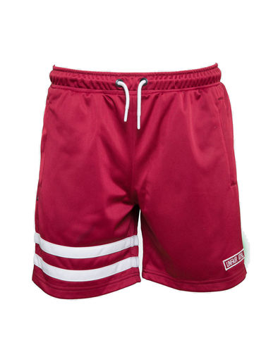 Unfair Athletics -  DMWU Athletic Shorts Burgundy ***SALE***