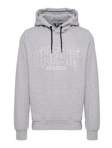 Unfair Athletics -  Classic Label Outline Hoodie