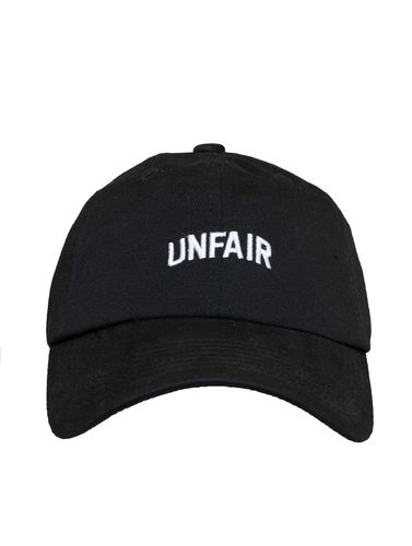 Unfair Athletics - Unfair Cap Black