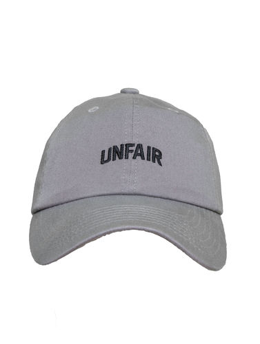 Unfair Athletics - Unfair Cap grey