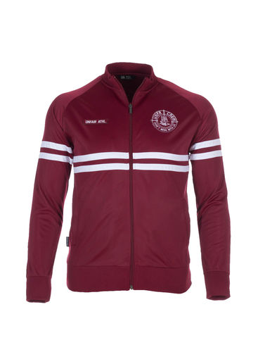 Unfair Athletics - DMWU Tracktop Burgundy