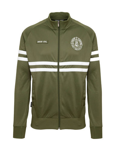 Unfair Athletics - DMWU Tracktop Olive ***SALE***