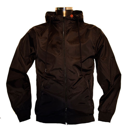 Hafenstyle - HS Action Jacket (Black)