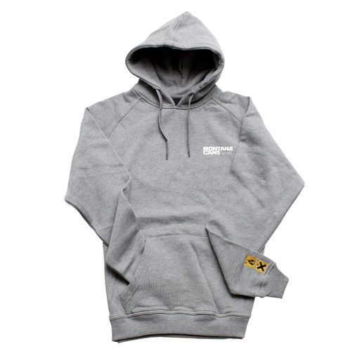 Montana Cans - Hoodie (grey)