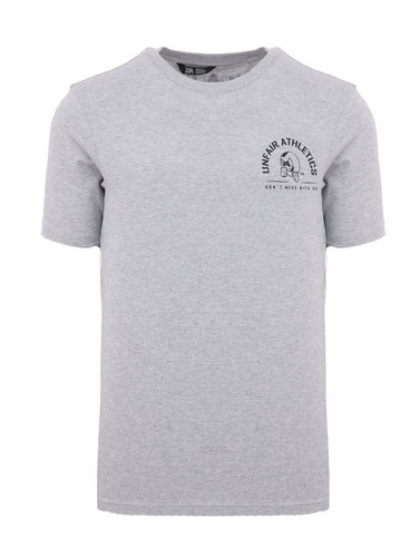 Unfair Athletics - Punchingball Hybrid T-Shirt (grey)