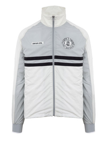 Unfair Athletics - Light Carbon Windrunner Tracktop ***SALE***