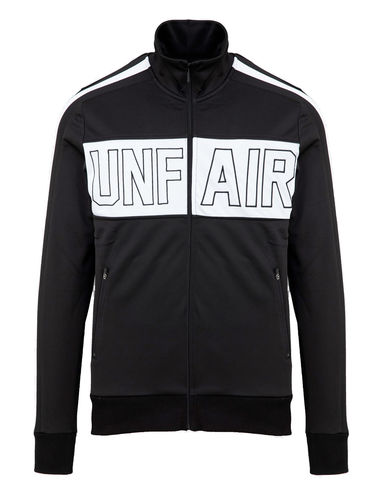 Unfair Athletics - UNFAIR Tracktop (black) ***SALE***