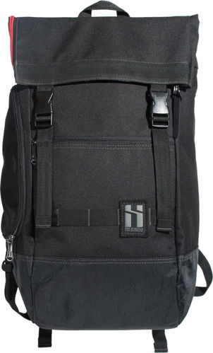 Mr. Serious - Wanderer Rucksack (black)