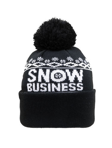 Unfair Athletics - Snow Business Bobble Beanie