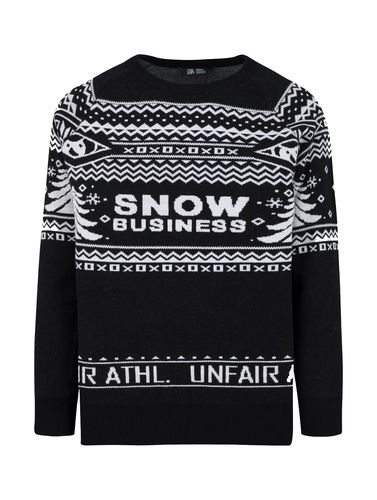 Unfair Athletics - Snow Business Ugly Sweater ***SALE***