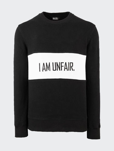Unfair Athletics - I am Unfair Crewneck (Black) ***LOCK DOWN***