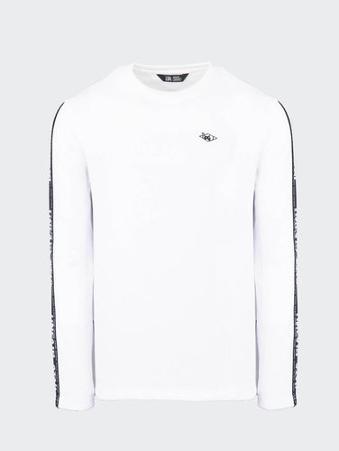 Unfair Athletics - Hash Lab Longsleeve (White) ***SALE***