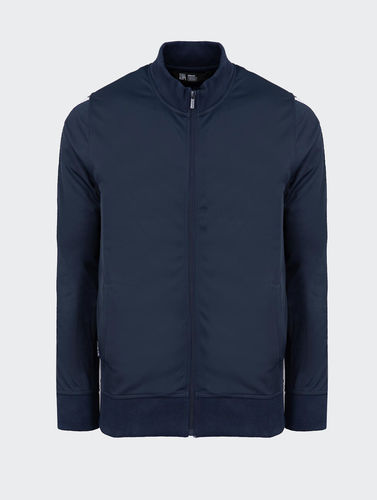 Unfair Athletics - Taped Tracktop (Navy) ***SALE***