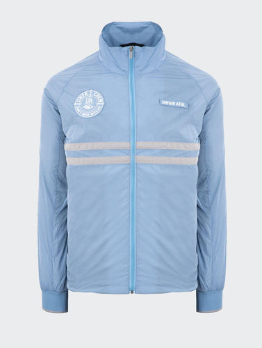 Unfair Athletics - Light Carbon Windrunner TT (Light Blue) ***SALE***