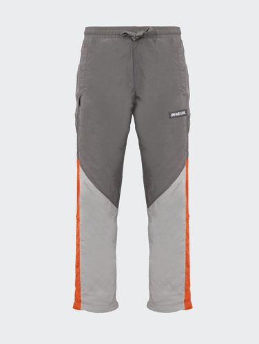Unfair Athletics - Light Carbon Windrunner TP (Grey / Orange) ***SALE***
