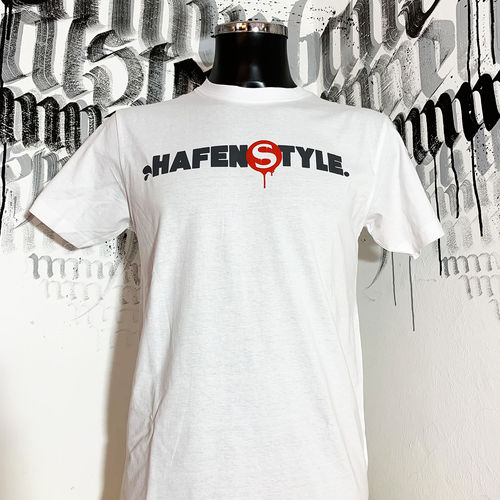 Hafenstyle - Metro Splash T-Shirt (white) ***SALE***