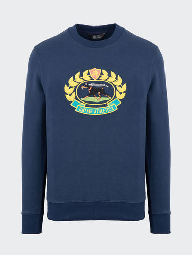 Unfair Athletics - Mad Dog Crewneck (navy) ***SALE***