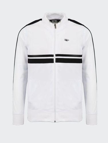 Unfair Athletics - Hash Basic Tracktop (White) ***SALE***