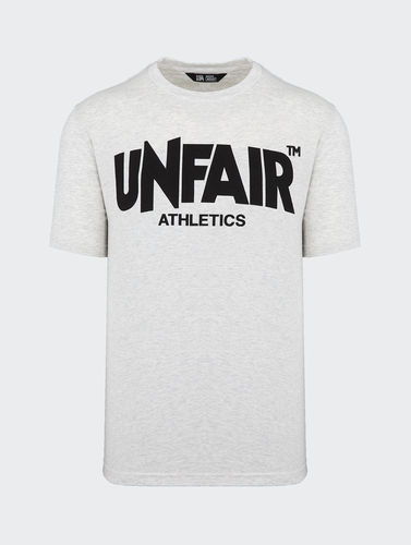 Unfair Athletics - Classic Label T-Shirt (off white)