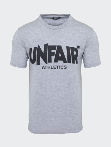 Unfair Athletics - Classic Label T-Shirt (grey)19