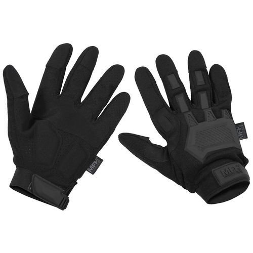 "Mission for High - ""Action"" Tactical Handschuhe (Black)"