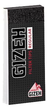 GIZEH - Filter Tips Regulare (35 Blatt)