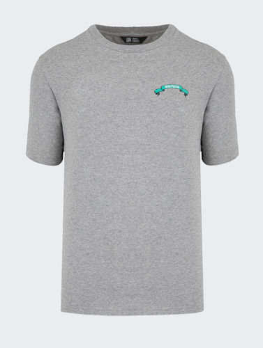 Unfair Athletics - DC Burning Eagle T-Shirt (grey) ***SALE***