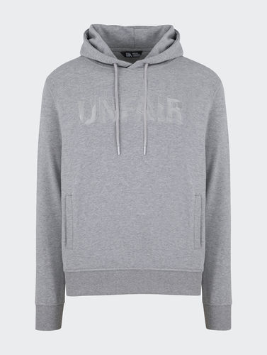 Unfair Athletics - DC Military Hoodie (grey) ***SALE***