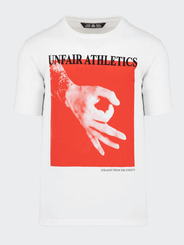 Unfair Athletics - Fooled T-Shirt (white) ***SALE***