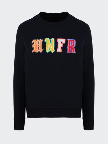 Unfair Athletics - Old English Crewneck (black) ***SALE***
