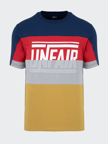 Unfair Athletics - No Limits T-Shirt (colour mix) ***LOCK DOWN***