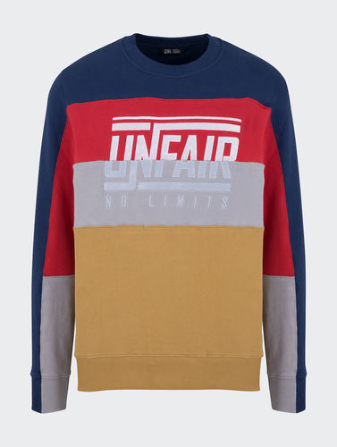 Unfair Athletics - No Limit Crewneck (Colour mix) ***LOCK DOWN***