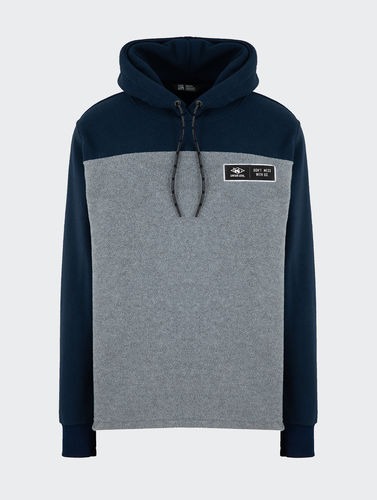 Unfair Athletics - Polar Hoodie (navy / grey) ***SALE***