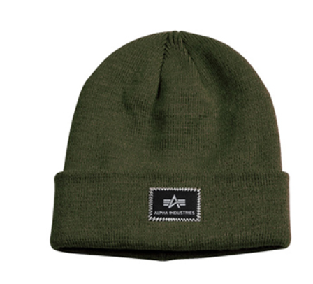 Alpha Industires - X-Fit Beanie (dark green)