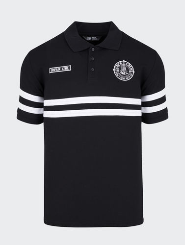 Unfair Athletics - DMWU Polo (black) ***SALE***