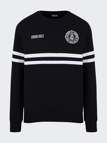 Unfair Athletics - DMWU Crewneck (black) ***SALE***