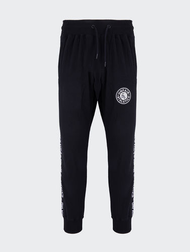 Unfair Athletics - Hybrid Taped Trackpants (black) ***SALE***