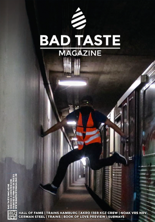 Bad Taste Magazine - Ausgabe 24 (Winter 2018)